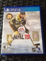 Trading ps4 nhl15