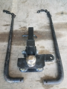 14,000 lbs capacity weight distribution hitch