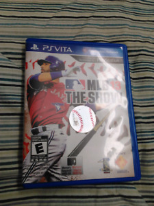 MLB 13 THE SHOW FOR PS VITA