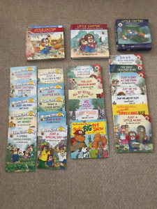 Huge Lot of 25 Little Critter Children's Books
