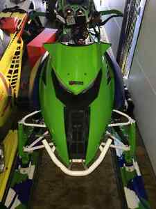 2014 Arctic cat m6000 MINT