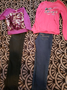 Girls Size 10 Outfits