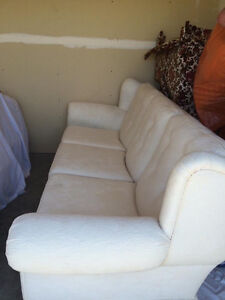 Beautiful Quality Built Couch and Chair