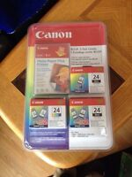Canon Printer Ink Cartridges Combo Pack