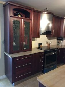 Kitchen Display (Island sold)