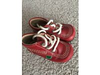 Toddler shoes size 3.5