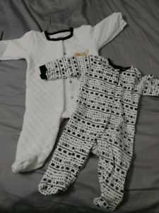 Baby clothes (3 to 6 months)