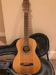 Fender 3/4 Acoustic Guitar for Youth Children Kids with Case