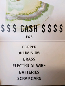 CASH for your unwanted vehicles and heavy equipment.