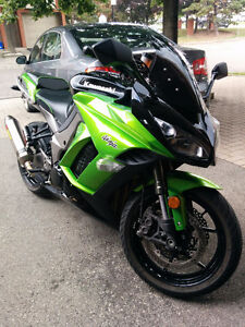 A Ninja1000 Thats Good on Insurance