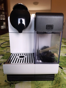 Nespresso Lattisima plus