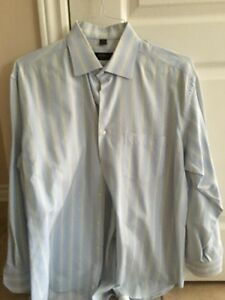 Men's Italian dress shirts - chemises italiennes