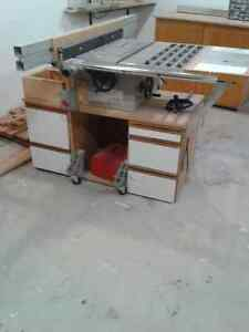 Rexon Cast Table Saw