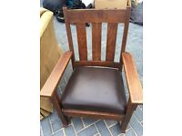 Americans Rocking Chair