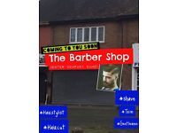 Shop to let *BarberShop* Great Location - Don't Miss out