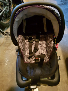 Safety 1st girls car seat