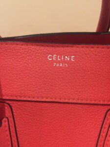 100% Authentic Celine Luggage