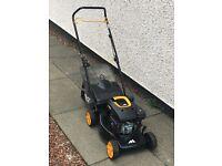 McCulloch m40-110 petrol lawnmower