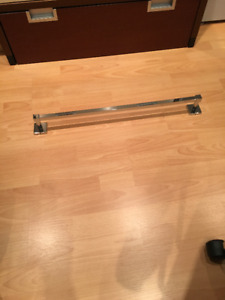 Towel and Paper holder Bars new