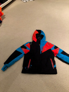 Spyder Boys Ski Jacket Size 10 Boys - $95