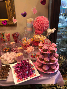Cake pops sweet table event