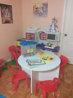 DAYCARE 7.55$ LAVAL