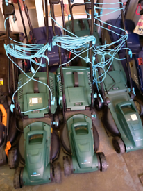 Lawnmower £45 each. Many Garden Equipment including Lawnmowers. Grass