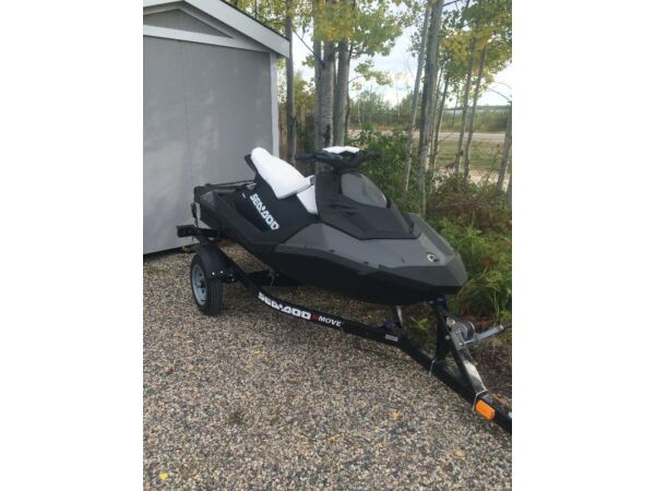 Used 2015 Sea Doo/BRP Spark