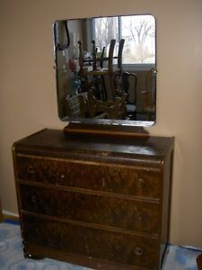 bureau antique vintage