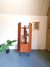 Mid Century Corner Cabinet by G Plan