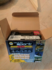 AGM Power Sports Battery