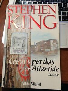 Stephen King - Coeurs perdu en Atlantide