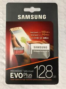 NEW! Samsung 128GB EVO Plus SD Card!