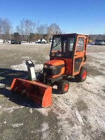Kubota Tractor Snowblower