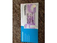 Creamfields 2016 4 day camping ticket