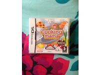 Cooking Mama Nintendo DS/DSi Game