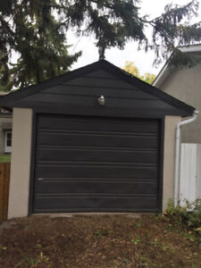 UNIVERSITY AREA SINGLE GARAGE FOR RENT