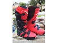 Size 10 motocross boots