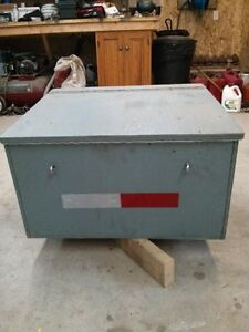 Snowmobile Cargo box