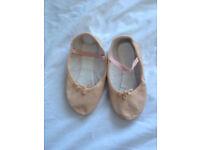 Ballet pumps child size 13/32