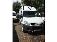 Iveco daily van mwb 2.3 hpi non runner 2008