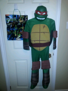 Ninja Turtle costume. Kids size medium (about 8/10)