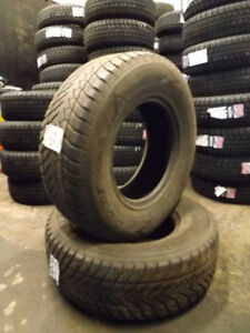"265/70R16 Goodyear Ultra Grip's – 1000's of 16"" Tires In Stock"