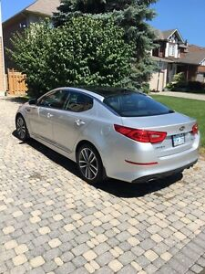2014 Kia Optima SX 2.0 Turbo