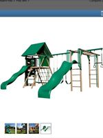 Lifetime deluxe double side play set