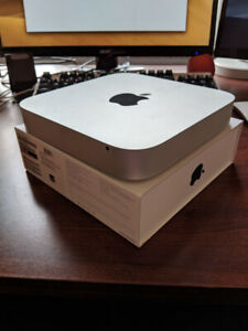 Mac Mini - Upgraded with SSD - Late 2014 Model