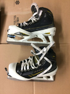 Bauer One.9 Goalie Skates