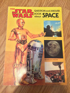Star Wars Book About Space