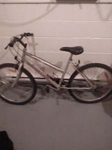 2 bicycles $60