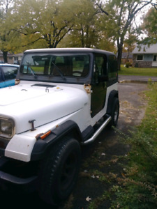 1995 Jeep YJ Wrangler